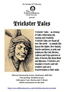 trickster stories